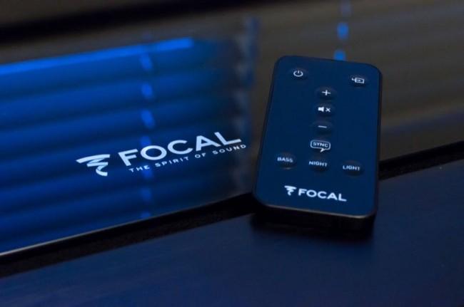 focal soundbar test