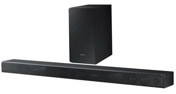 samsung hw-k850 soundbar test