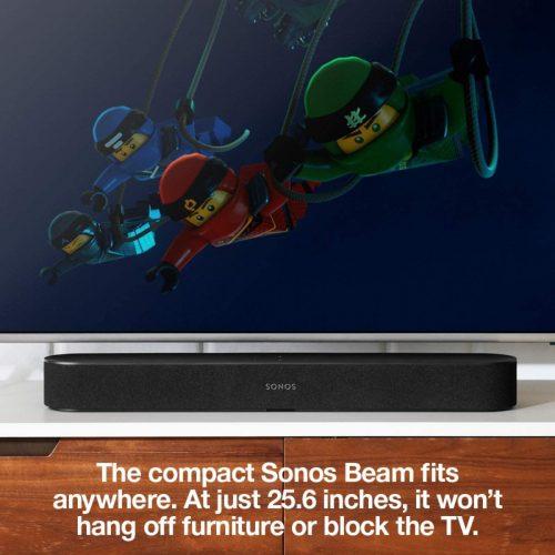 sonos beam smart soundbar test